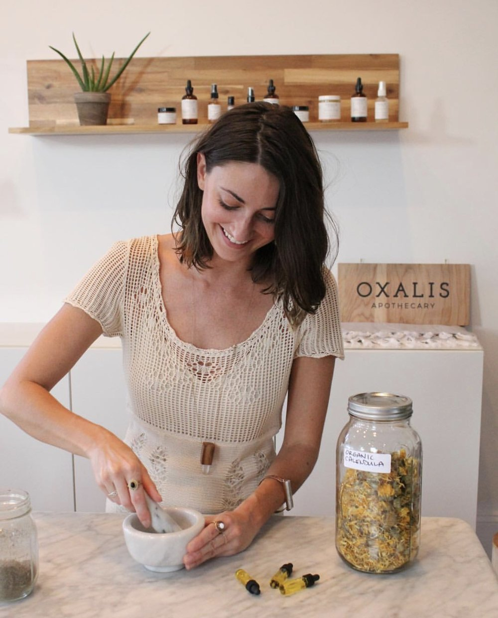 Taking care of our skin and well-being should be uncomplicated and uncompromising. - - Erin Wexstten