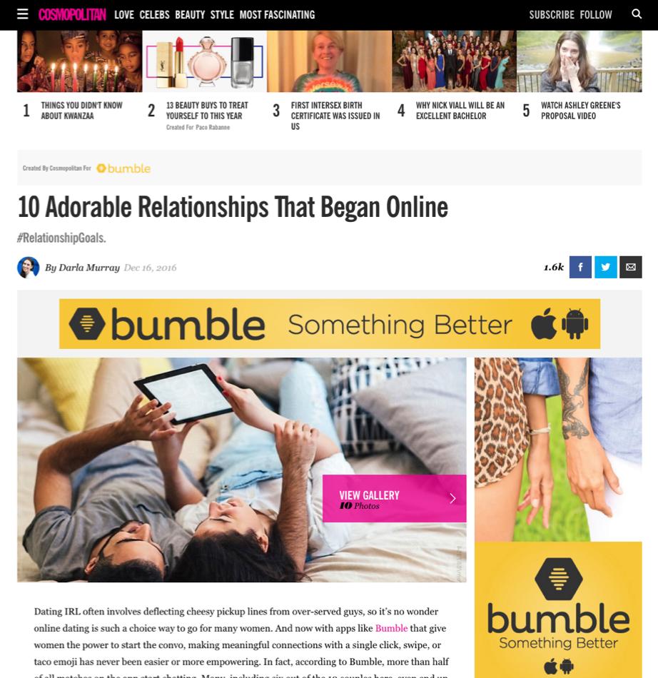 romantic dating website