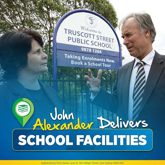 Local schools in #Bennelong now have more certainty, with big funding increases over a decade. Grants have been secured for important equipment and facilities at local schools, including: ✅ Eastwood Heights – hall cooling and ventilation ✅ Epping Boys High – refurbishment of kitchen café ✅ Karonga School – oval upgrade ✅ Epping North Public – outdoor covered spaces ✅ Epping Public School – multi-purpose sports field ✅ Rydalmere East Public School – playground activity stencils ✅ Epping Heights Public School – playground shade structure ✅Truscott St Public School – playground and equipment replacement.  #ServingBennelong