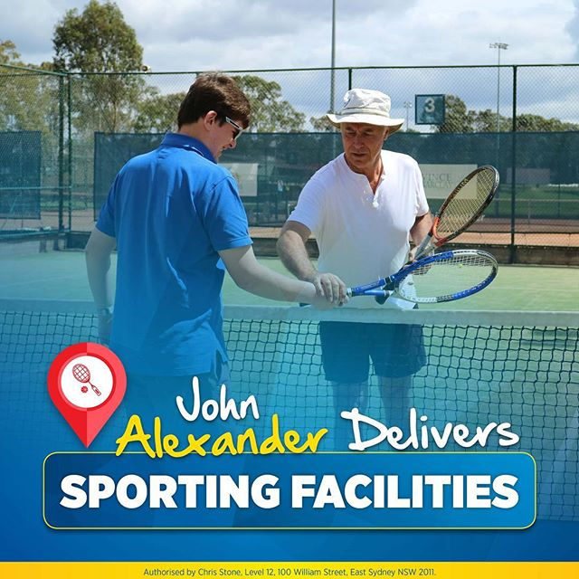 JA has helped improve local sporting facilities, with funding for: ✅ North Epping Multipurpose Community Courts ✅ Ryde Aquatic Leisure Centre – starting blocks ✅ Eastwood Ryde Netball Association – display cabinets ✅ Morrison Bay Park – sports field lighting ✅ ELS Hall Park – amenities upgrade  #ServingBennelong