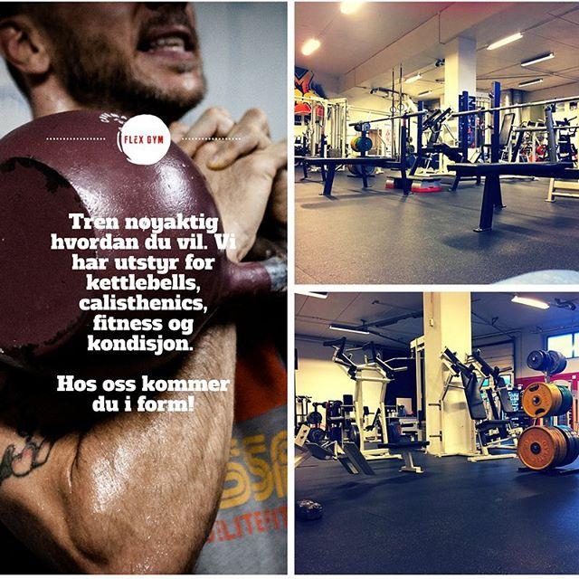 🏋🏼♀️Hos oss har du mulighet til å trene allsidig! Vi har fasiliteter for fitness, styrkeløft, calisthenics og kettlebells. Kom innom og prøv! #trondheim #iform #lade #trening