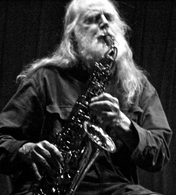 Jack Wright - saxophone  image: Bob Wright