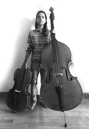 Nicholas Jozwiak - cello & contrabass