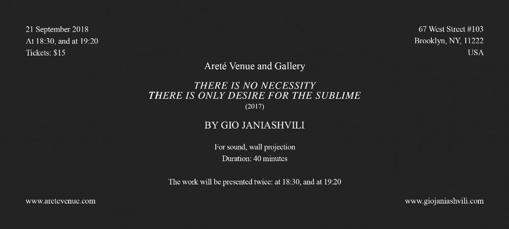 9:21:18 Gio J - There is no necessity. There is only desire for the sublime by Gio Janiashvili-new.jpg