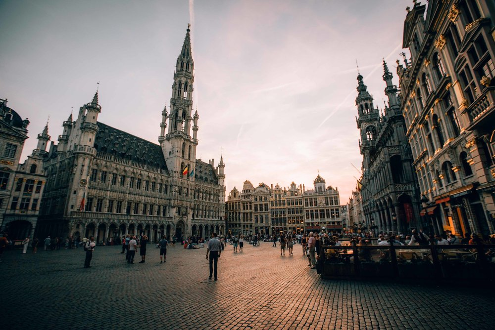 - Brussels
