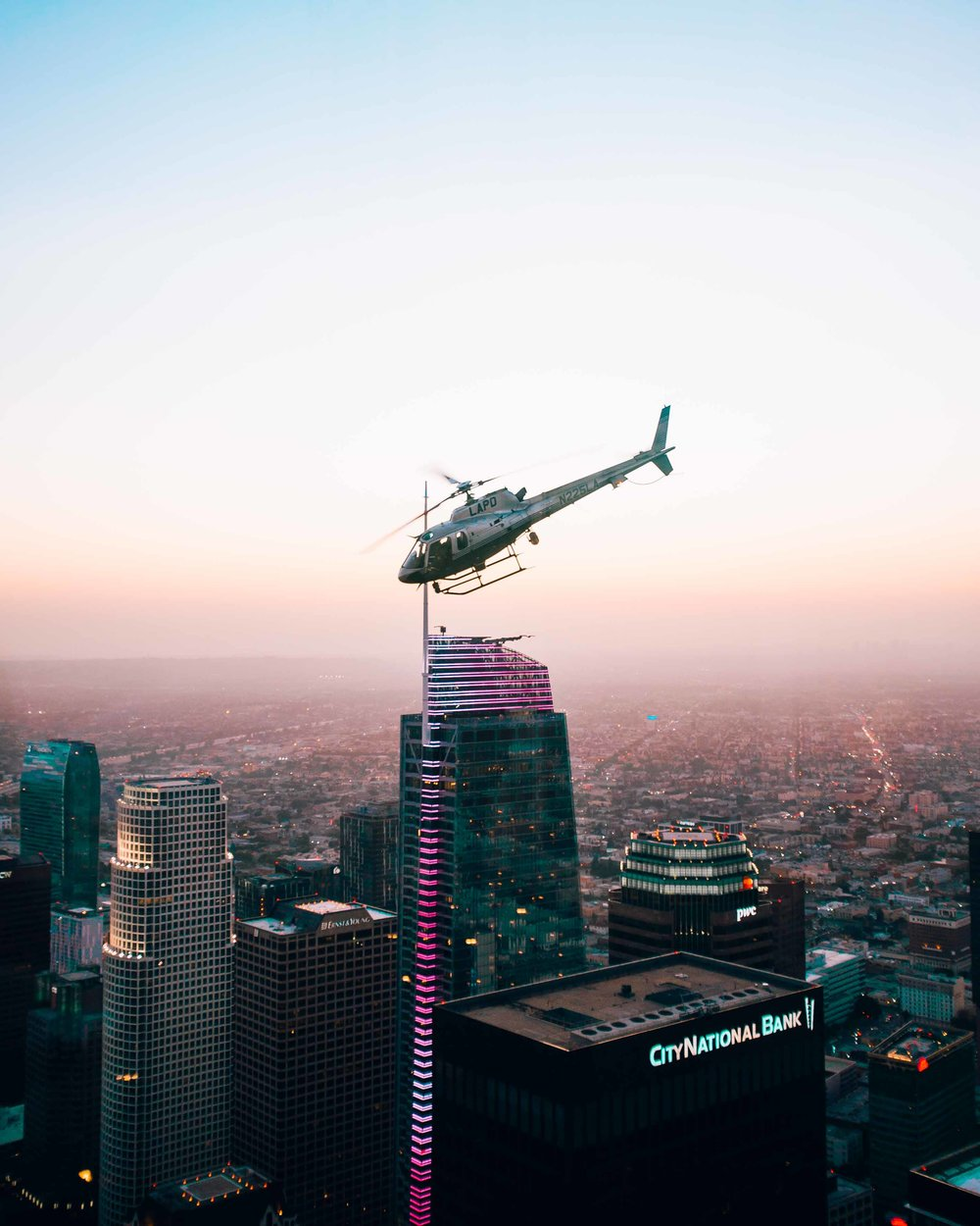 - Los Angeles