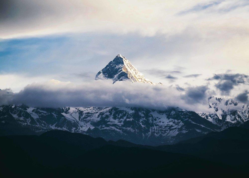 - Nepal