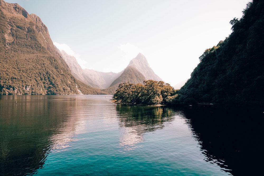 - New Zealand