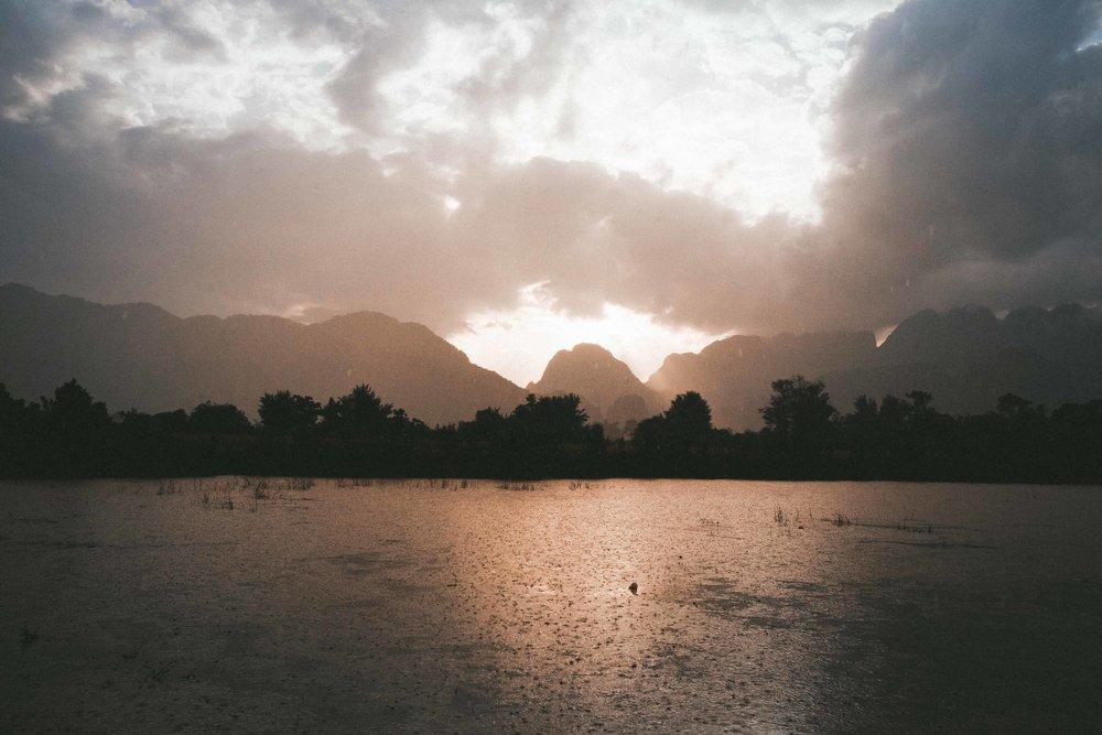 - Laos & Thailand