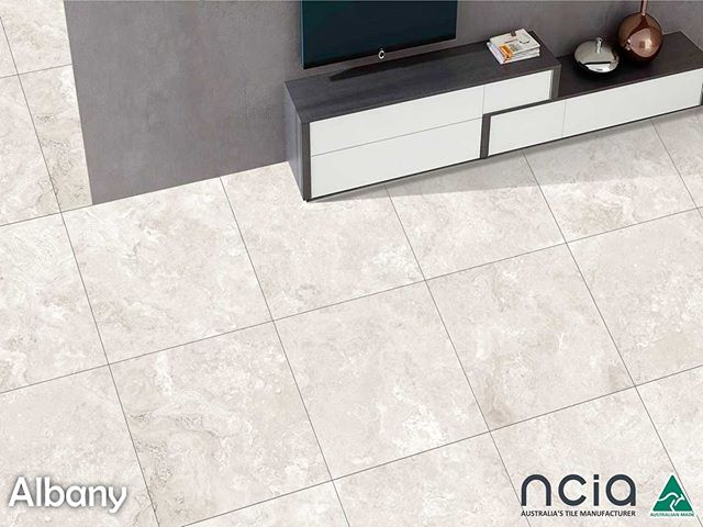 Order tiles from the Albany Range from Elite Trade Supplies for that authentic stone look using the latest digital ink jet technology #tiles #interiortiles #travertine #floortiles #keepitelite