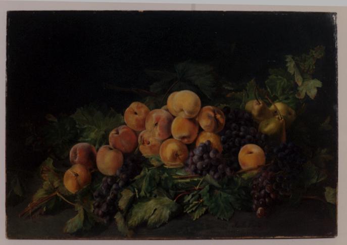 19th Century Fruit Basket
