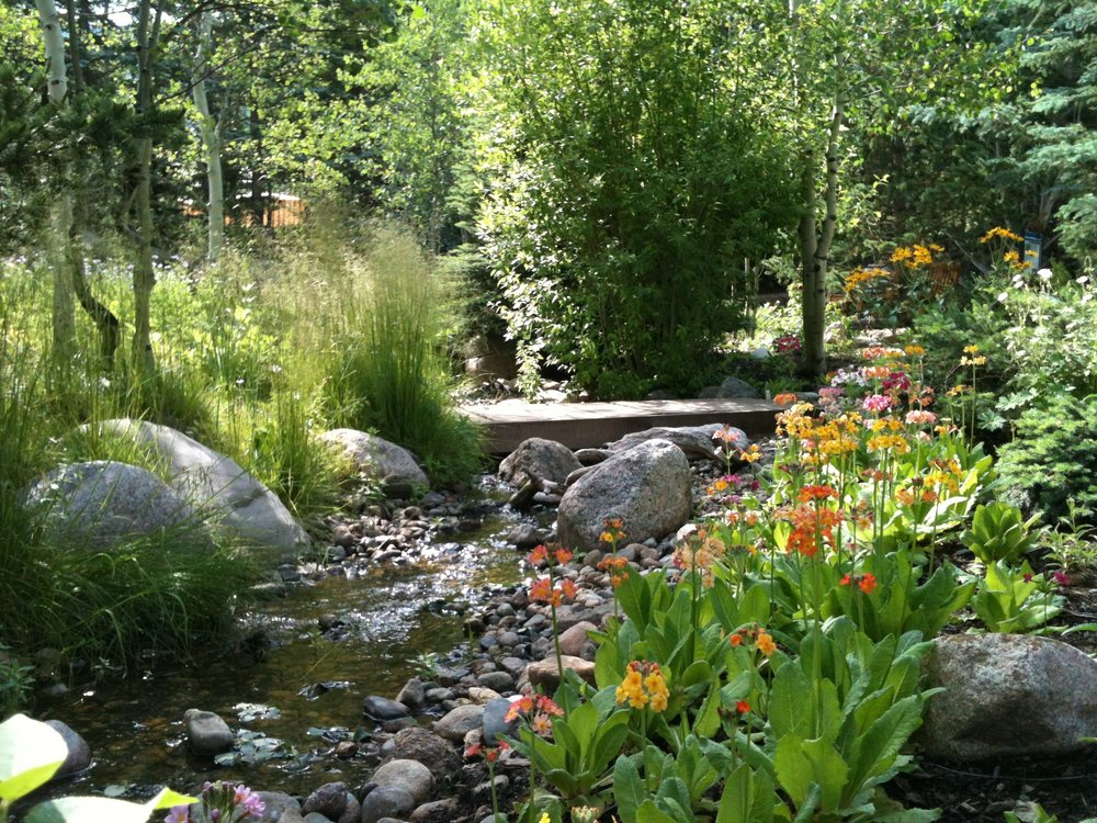 The Betty Ford Alpine Gardens