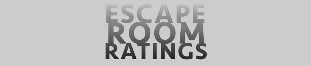 Trusted critical ratings for escape rooms.   So you can choose the best escape experience every time.