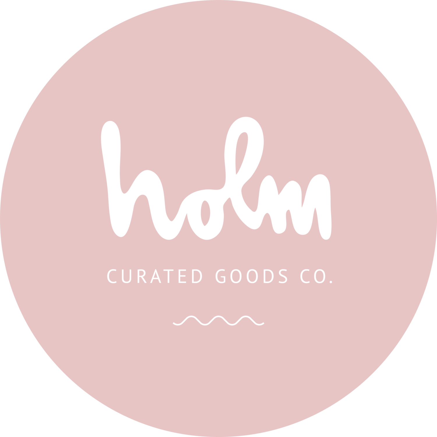 HOLM CURATED GOODS CO.