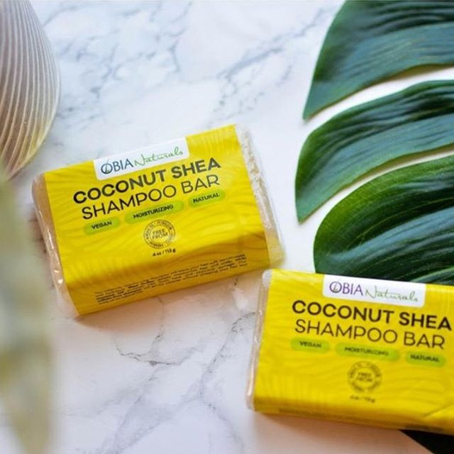 💄 #MorenaProducts feat. Coconut Shea Shampoo Bar by @obianaturals - Never heard of a shampoo bar? Cool, it's somewhat new to us too. It's been a choice for a lot of beauty companies that are deciding to go green and eliminate the need for plastic as well as chemical preservatives in their products. The Coconut Shea Shampoo Bar is easy to use and according to Obia, will leave your hair soft, conditioned, and hydrated, so much so there's a chance you may not even need conditioner! . @heycurlie's twist out results after using the Coconut Shea Shampoo Bar looks amazing! 🙌 .  #togethermorena #obianaturals #naturalhair #vegan #shampoobar