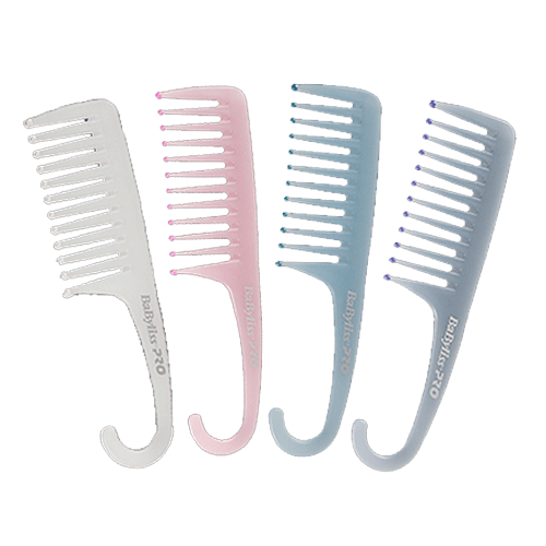 SHower Combs   Jumbo combs for easy detangling