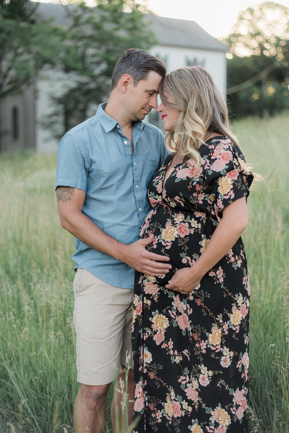 Best Cincinnati Maternity Photographer