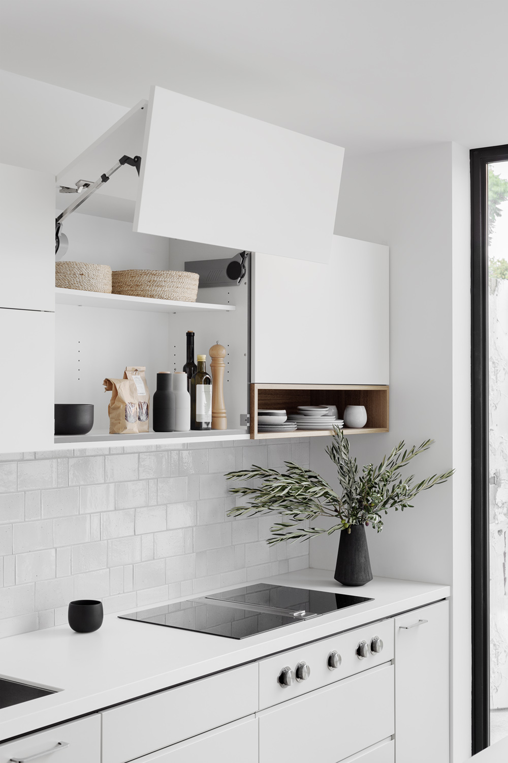 Mills Street – Compact Kitchen Design — Kitchen Renovation & Custom ...