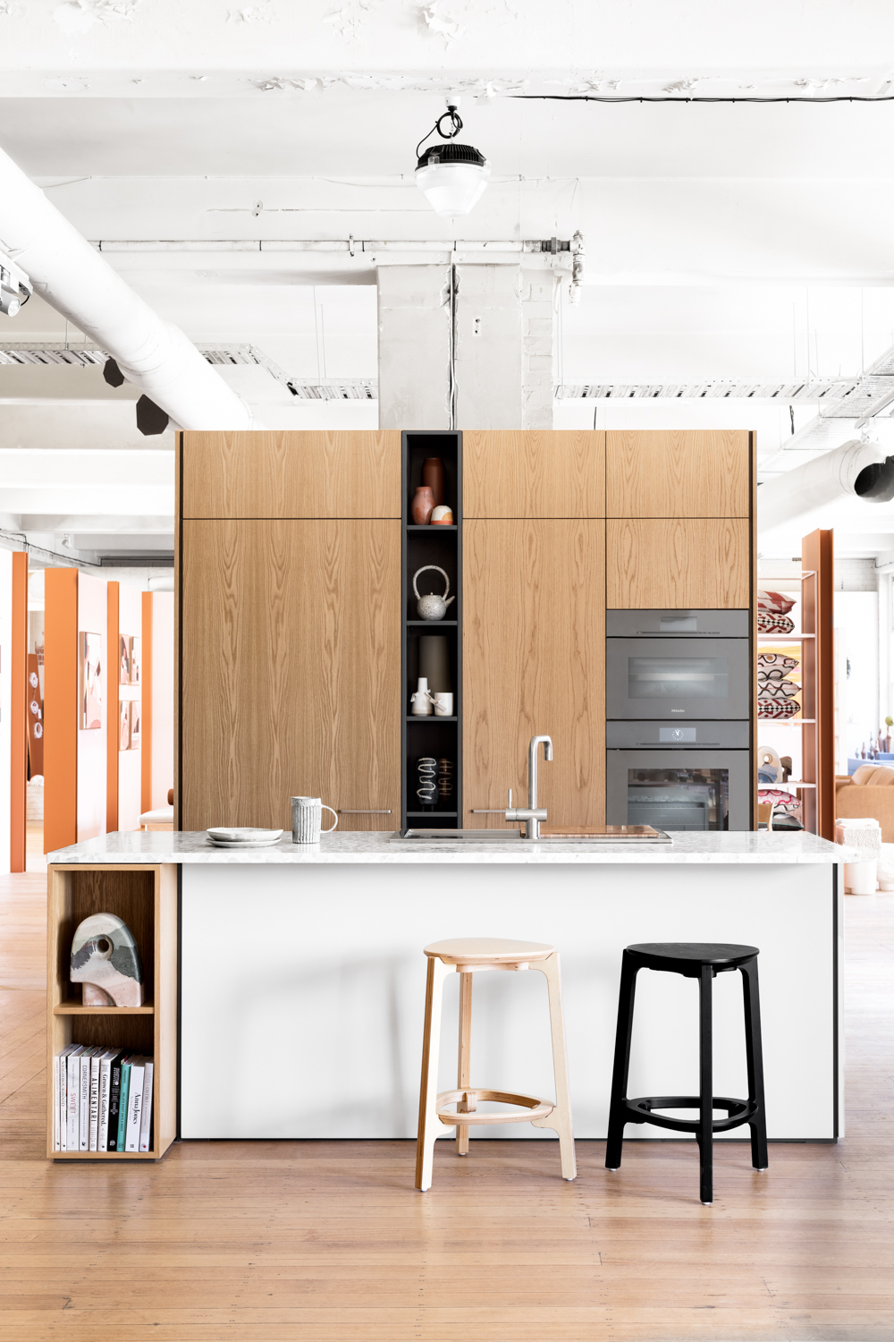 Kitchen & Sink by Cantilever, Tap by Sussex Taps, Terrazzo benchtop from Signorino | Photo: Martina Gemmola