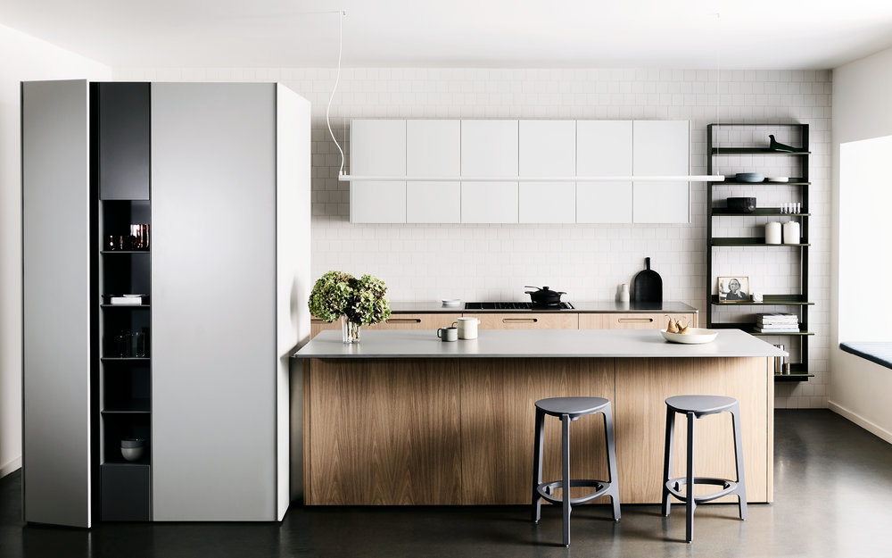 Tableau Kitchen System by Cantilever DesignOffice Melbourne Australia