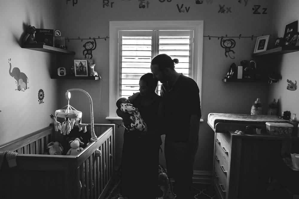 baby nursery perth photography