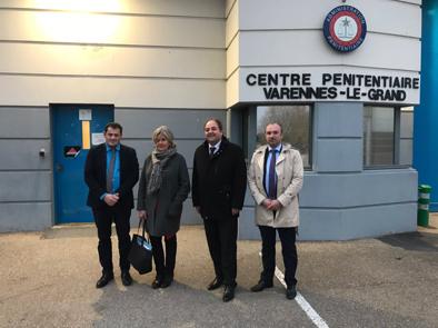 Benjamin Dirx centre pénitentiaire Varennes.png
