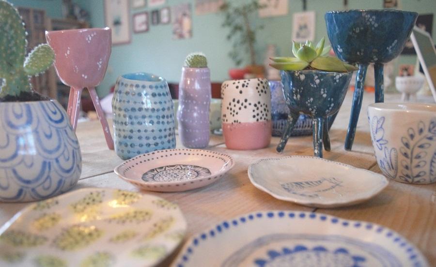 Ceramics Sandra Apperloo