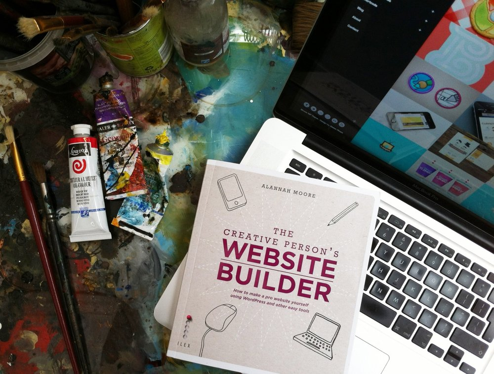 Updates to The Creative Person's Website Builder - Last updated January 13 2017