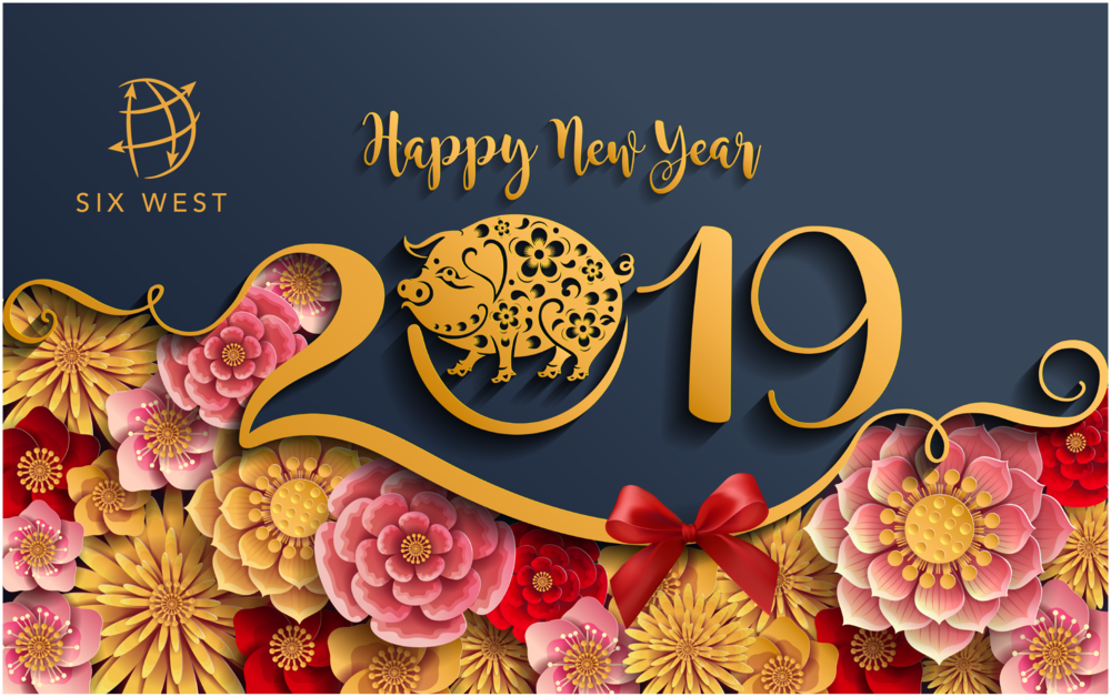Six West - Your Trusted Aviation Partner - wishes all our clients and industry partners a very happy, healthy and prosperous Chinese New Year!