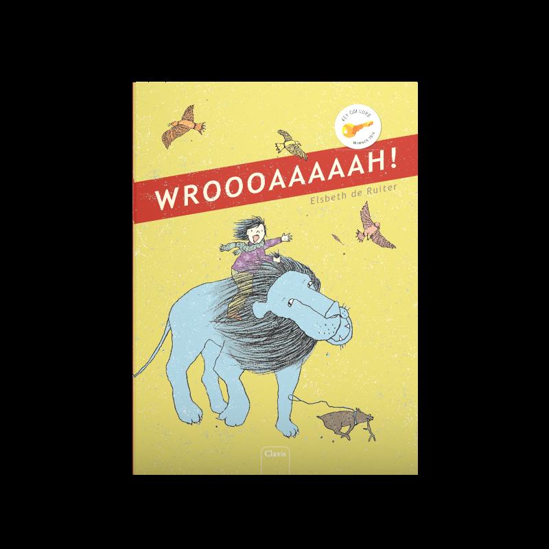Wroooaaaaah! - Elsbeth de RuiterWinner 2010