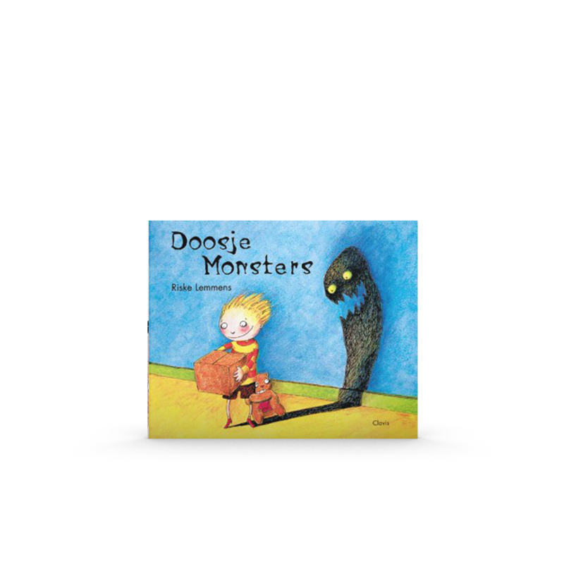 Doosje monsters  - Riske LemmensWinner 1996