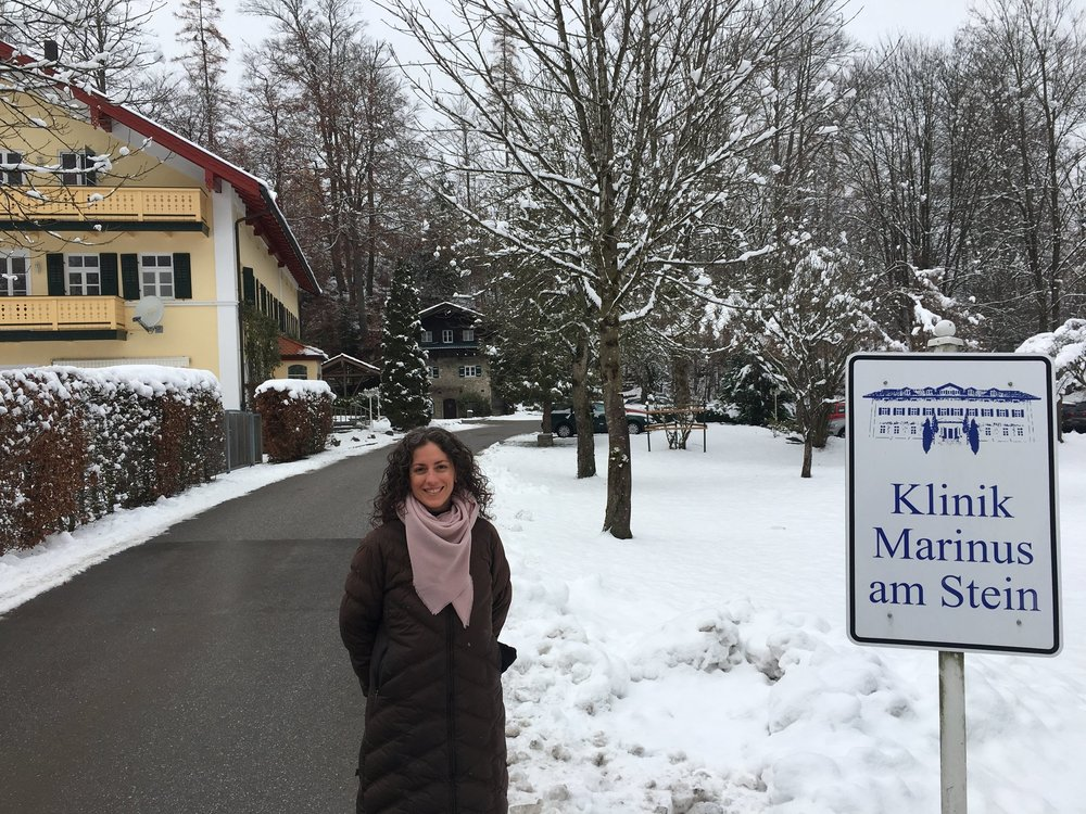 Visiting German Cancer Clinics Klinik Marinus Am Stein