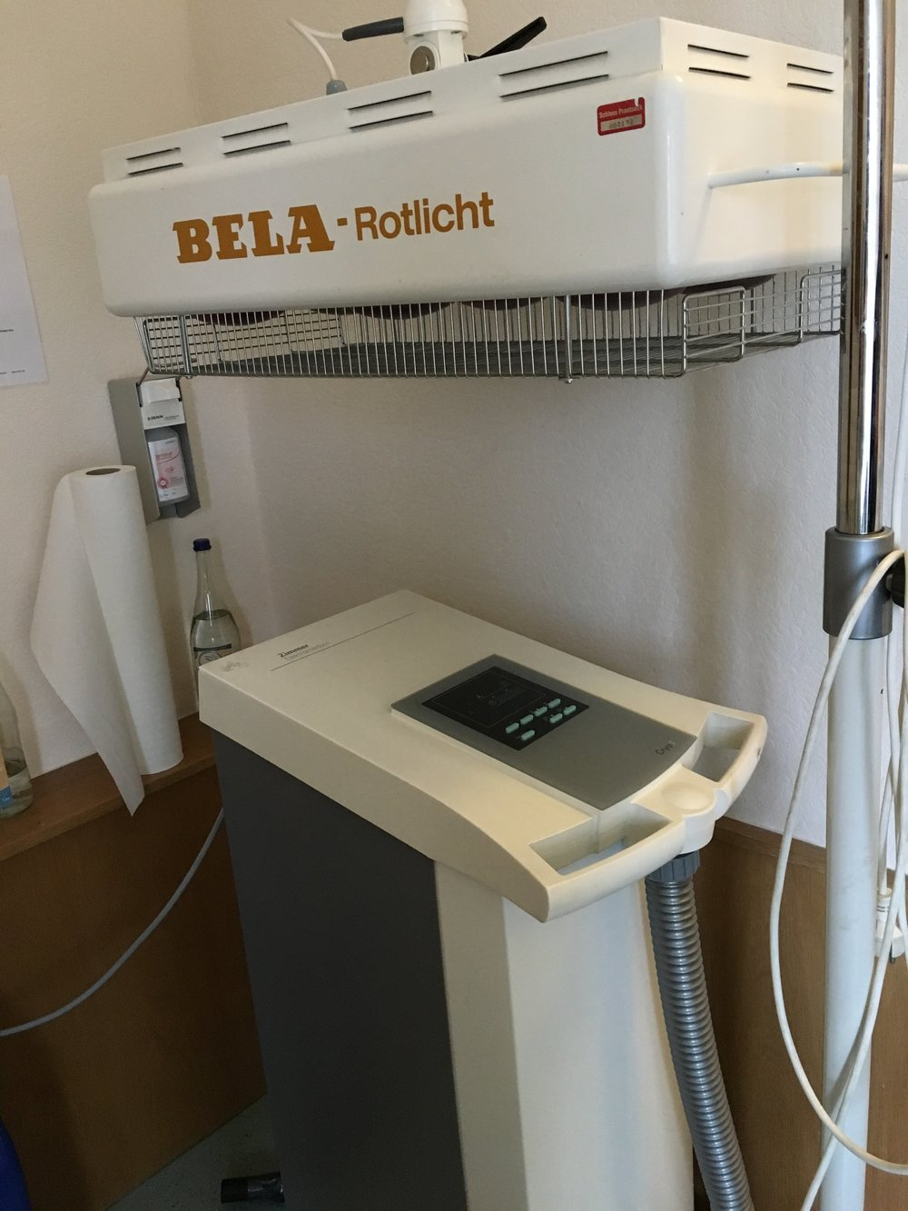 Treatment Machine