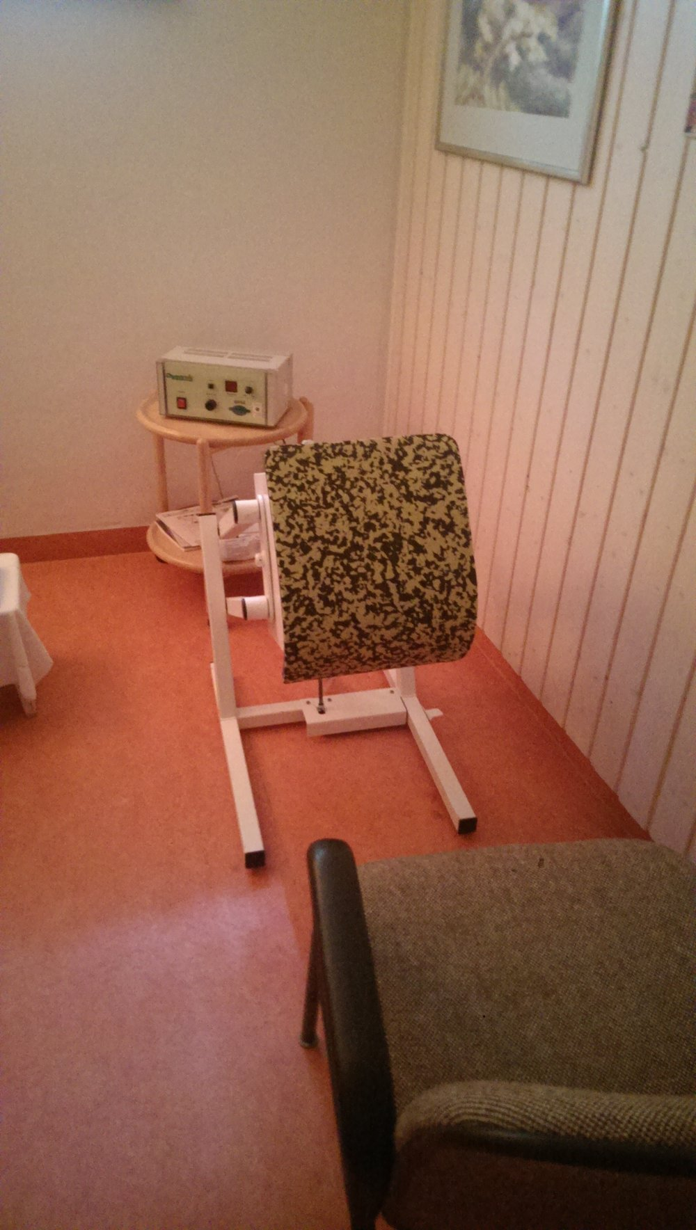 Peripheral Neuropathy Vibration Therapy Machine