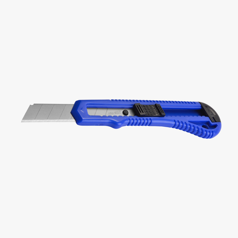 Mavi Plastik Falçata - 18 mm