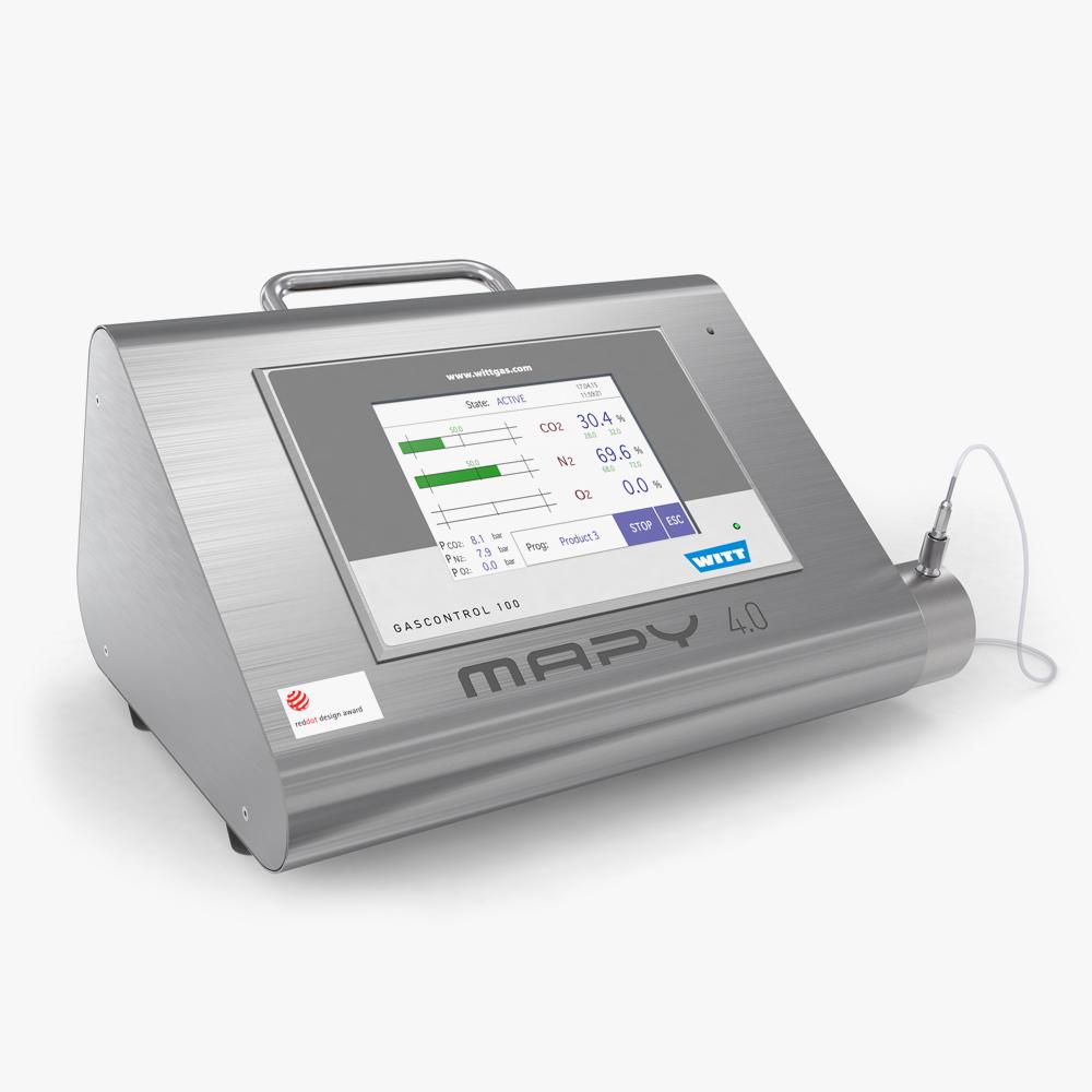 Witt Gas Analyser MAPY 4.0