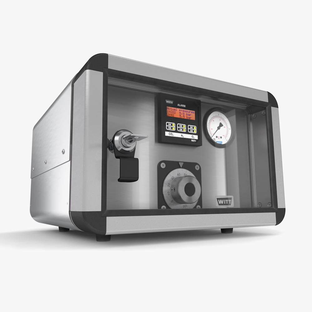 Witt Gas Mixer - KM100 - 2MEM