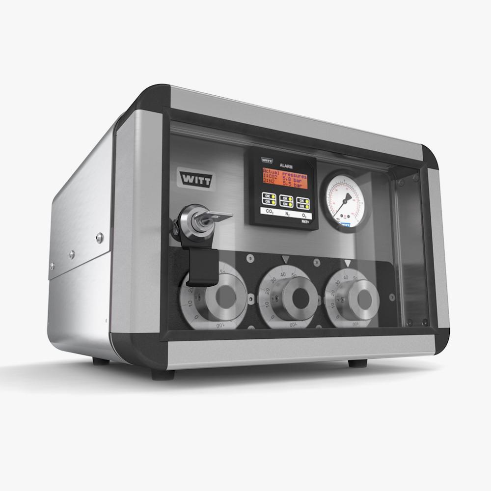 Witt Gas Mixer - KM100 - 3MEM