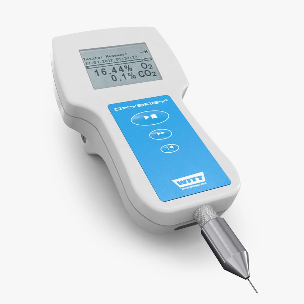 Witt Gas Analyser OXYBABY® M+