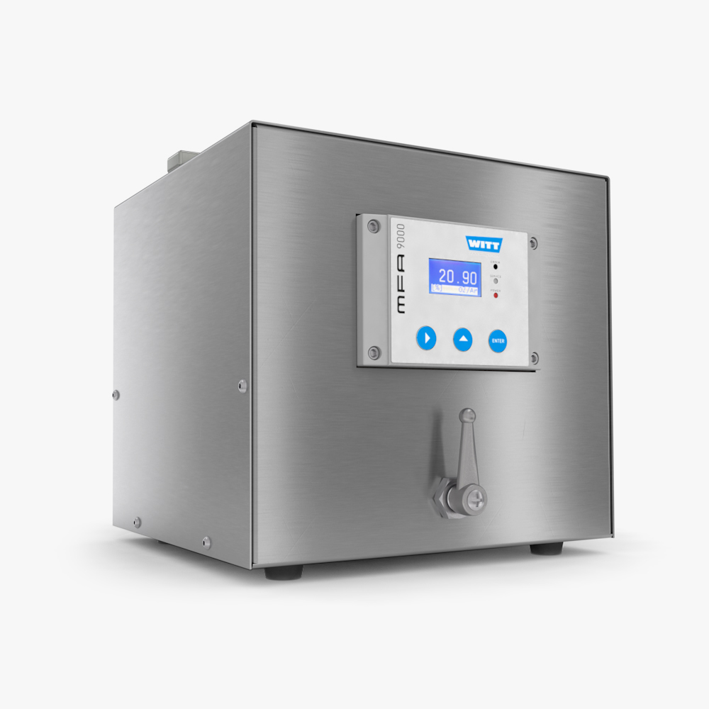 Witt Gas Analyser MFA 9000