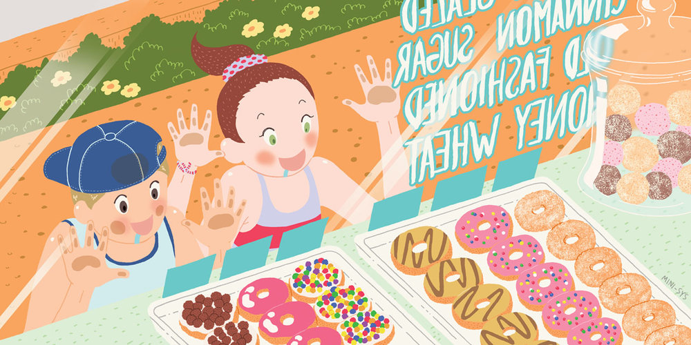MINI-SYS.COM by S Y S illustration 7 my hungry hungry tummy spread 6 textless.jpg