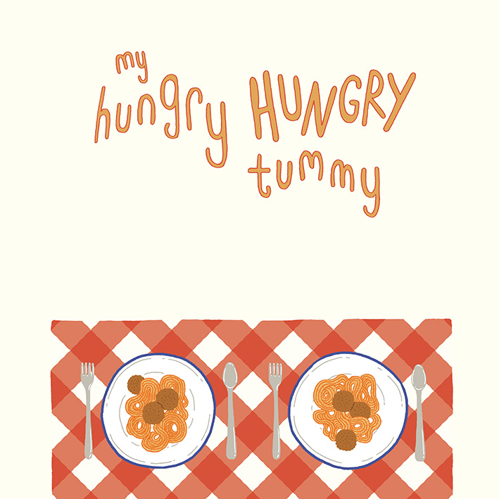MINI-SYS.COM by S Y S illustration 1 my hungry hungry tummy interior cover blank.jpg
