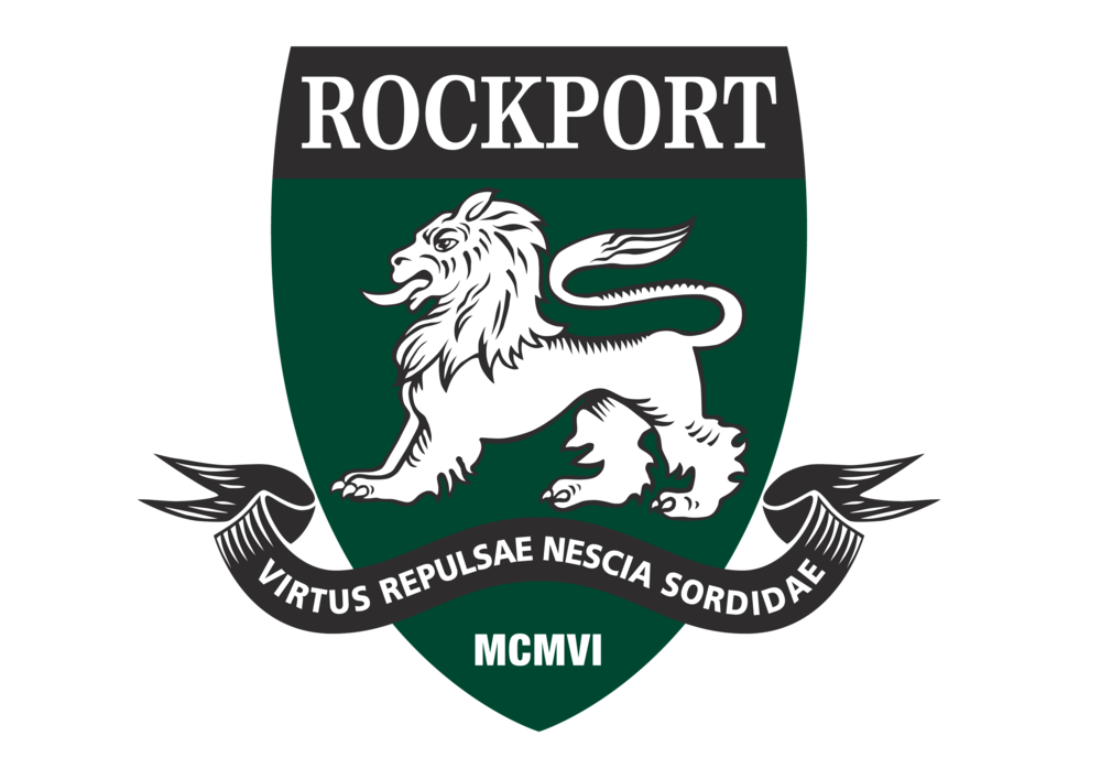 ROCKPORT SCHOOL BADGE BNI