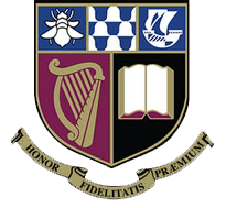 VICTORIA COLLEGE BADGE BNI