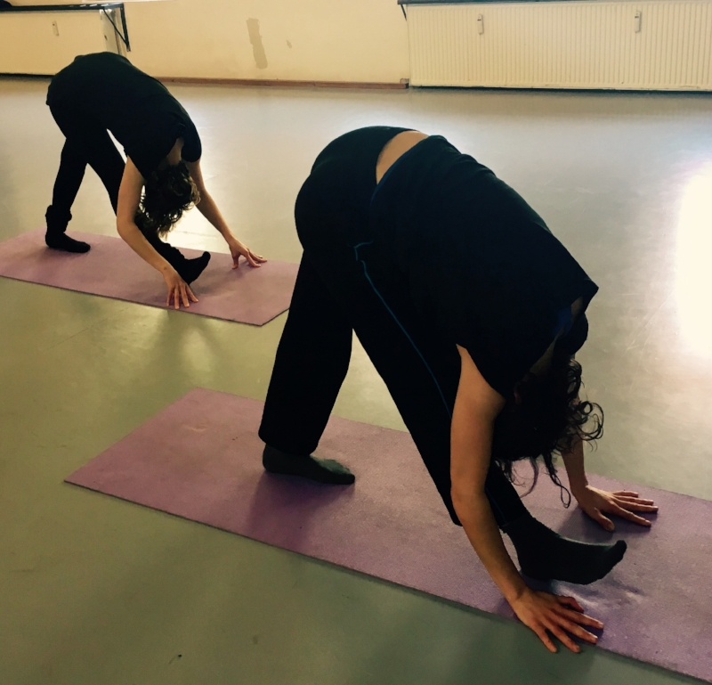 Hanna and Tina Lange for Body Activation