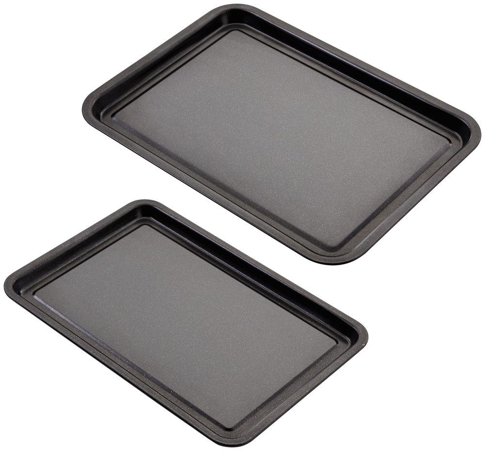 Kaufmann 2 Piece Baking Tray Set, Non-Stick