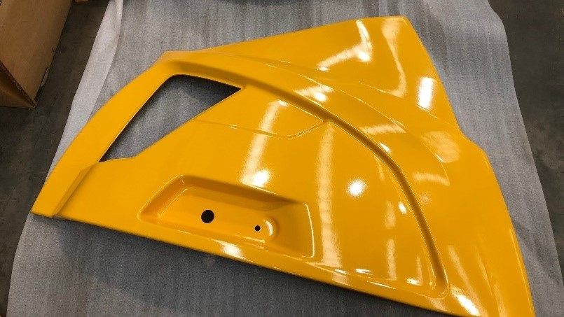 THE CHALLENGE - At the end of 2017 Plas-Tech was approached by a major construction equipment manufacturer for a new design plastic component project. This customers recent business restructure gave a companywide focus to redesign their popular dumper truck fleet. A key development was the use of plastic to create improved aesthetic parts replacing traditional steel.