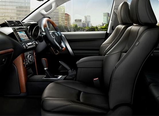 PREMIUM SEATS - TOYOTA Land Cruiser Prado 150