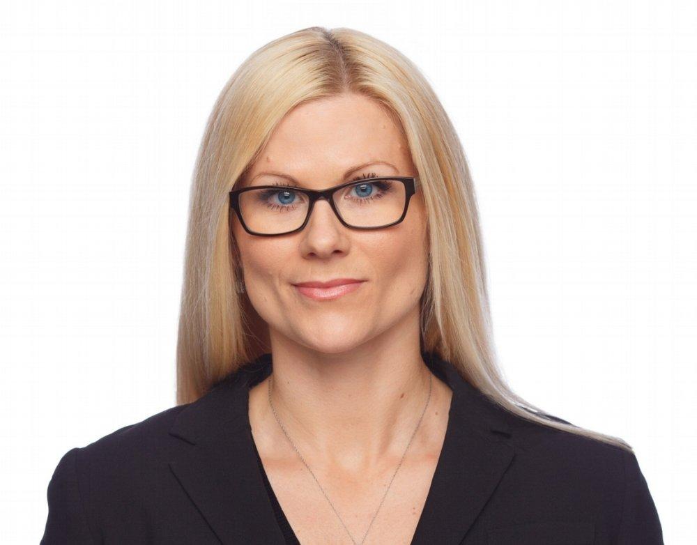 Joanna Robinson, SVP, Technology at Burwood Group