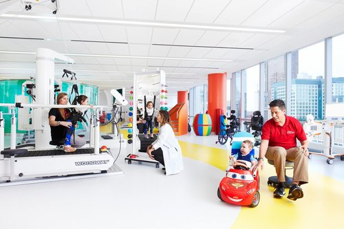 Shirley Ryan AbilityLab: Fueling Patient Care with Highly Secure, Connected Infrastructure -